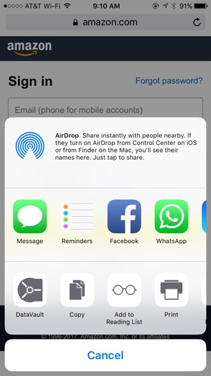 User Guide - DataVault Password Manager for iPhone & iPad